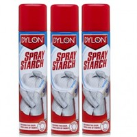 DYLON Starch Spray 300ml x 6